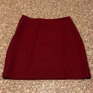 Boden Wool Skirt, size US 8R